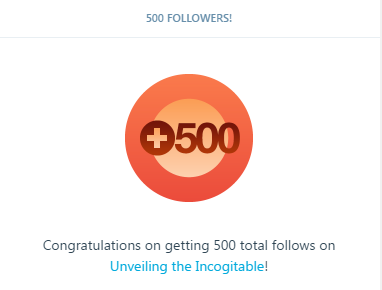 500 followers- scintillatingmemoirs